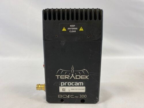 Teradek Bolt Pro 300 Receiver & Transmitter