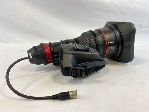 Canon Cine CN7x17 17-120mm T2.95 PL Mount