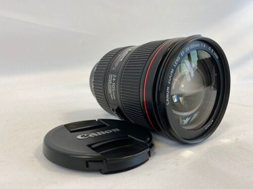Canon EF 24-105mm F4L IS II USM Lens 77mm