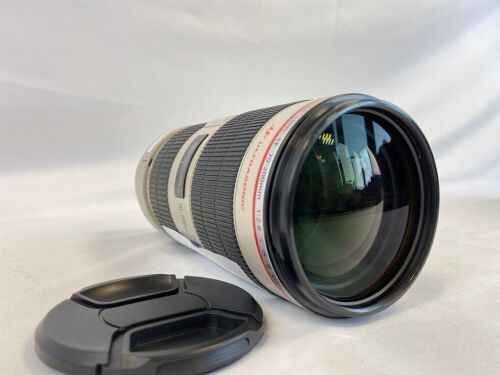 Canon EF 70-200mm F2.8L IS II USM Lens