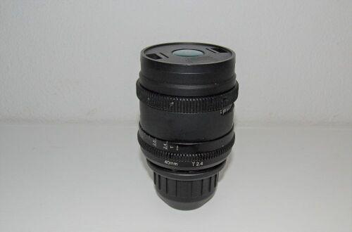 P+S TECHNIK PS KOWA Anamorphic Evolution Objektiv 40mm, T2.x, PL-Mount