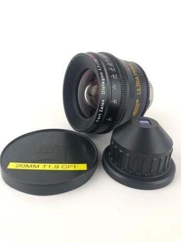 Arri Zeiss Ultra Prime 20mm Lens
