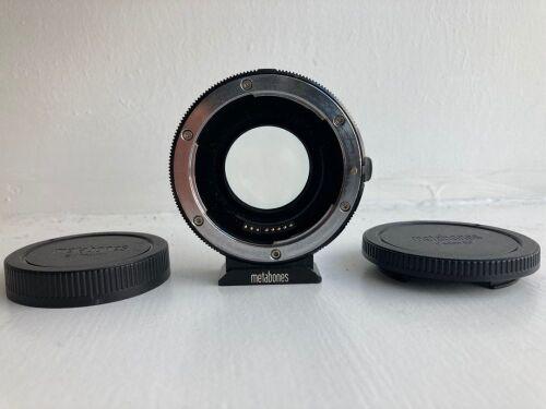 Metabones Canon EF- E mount T Speed Booster Lens
