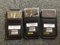 Collection of filters including, Schneider & Tiffen.